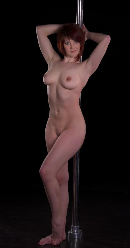 utah nude pole dance photography